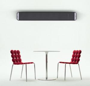 infraroodverwarming DC Infrarood